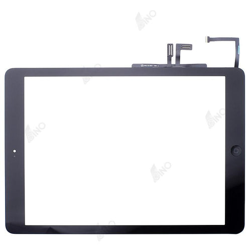 Touch Screen with Home Button Assembly/Sticker Compatible For iPad Air/iPad 5 , Premium