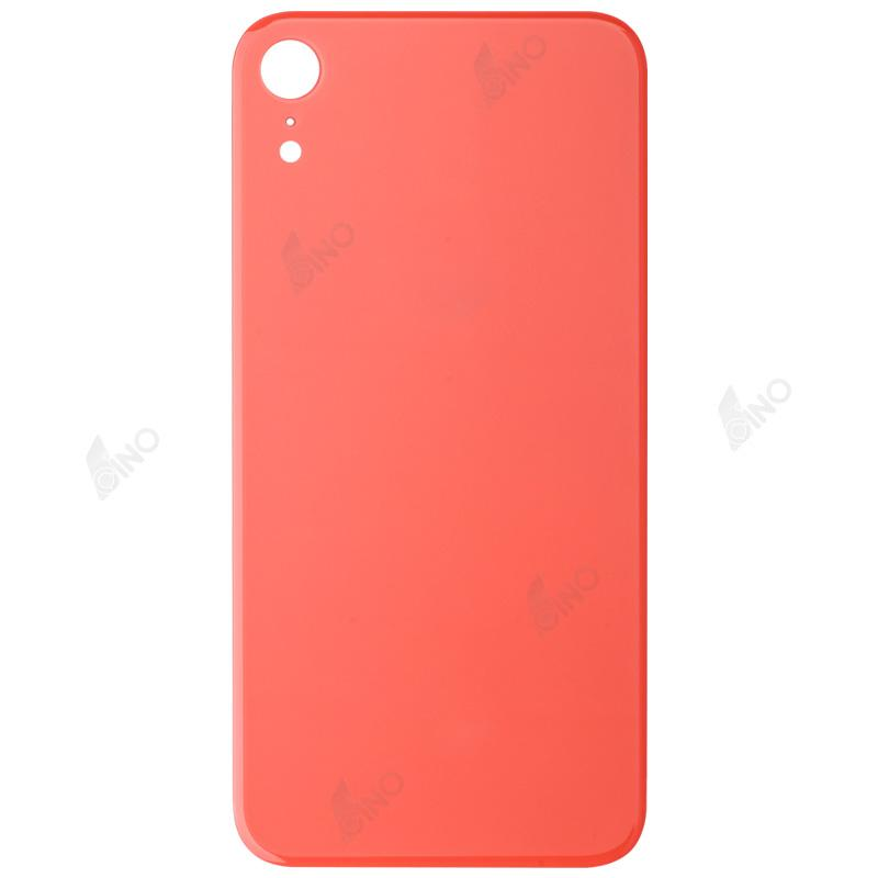 Back Cover Glass Compatible For iPhone XR (big hole , no logo)