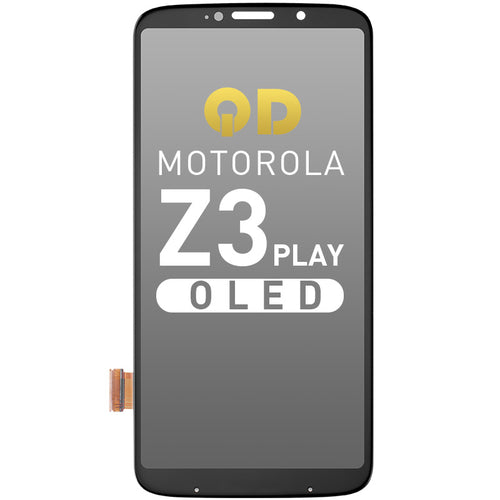 OLED Assembly Compatible For Motorola Z3 Play (OLED)