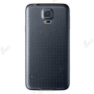 Back Cover Compatible For Samsung S5 Black(no logo)