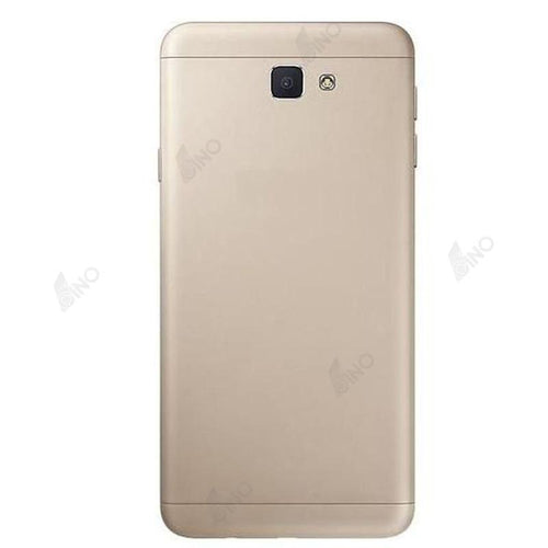 Back Cover Compatible For Samsung J7 Prime Gold(no logo)