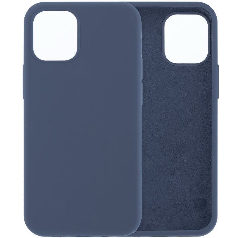 Silicone Protective Phone Case Compatible For iPhone 12