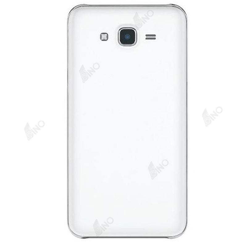 Back Cover  Compatible For Samsung J7 White(no logo)