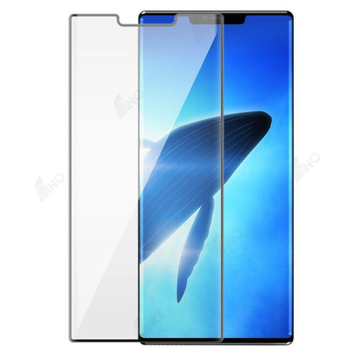 Tempered Glass Compatible For HUAWEI Mate 30 Pro(3D Curved, Full Screen, Full Glue)