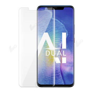 Tempered Glass Compatible For HUAWEI Mate 20 Pro (3D Curved, Full Screen, UV)