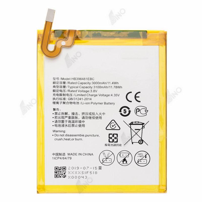 Battery Compatible For HUAWEI G7 Plus  (QES)