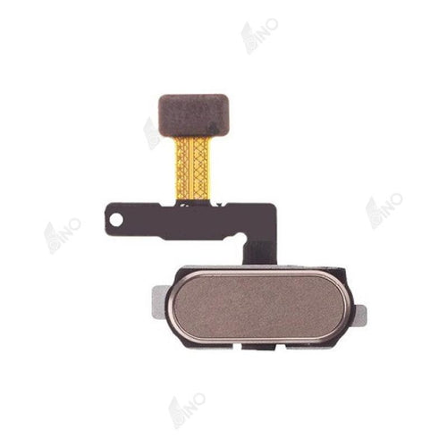 Home Button Flex Compatible For Samsung J7 Duo