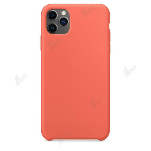 Silicone Protective Phone Case Compatible Compatible For iPhone 11 Pro Max