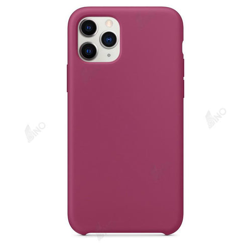 Silicone Protective Phone Case Compatible For iPhone 11 Pro
