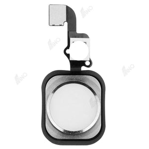 Home Button Assembly Compatible For iPhone 6s /6s Plus, Silver