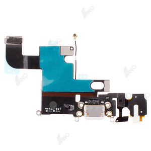 Charging Port Flex Compatible For iPhone 6