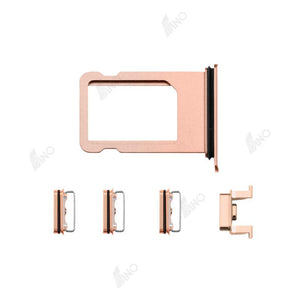 SIM Card Tray With Side Button Compatible For iPhone 6s Plus