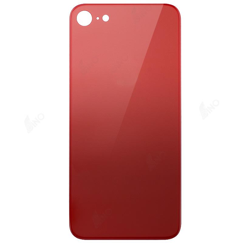 Back Cover Glass Compatible For iPhone 8 (big hole, no logo )