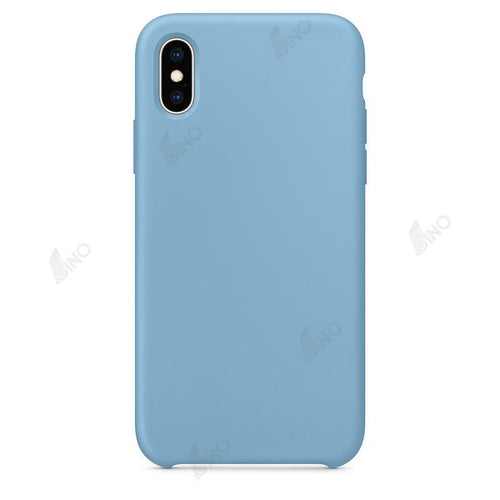 Protective Phone Case Compatible For iPhone XS(Silicone)