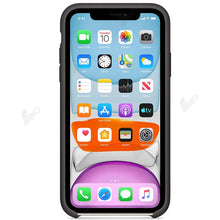 Load image into Gallery viewer, Silicone Protective Phone Case Compatible For iPhone 11