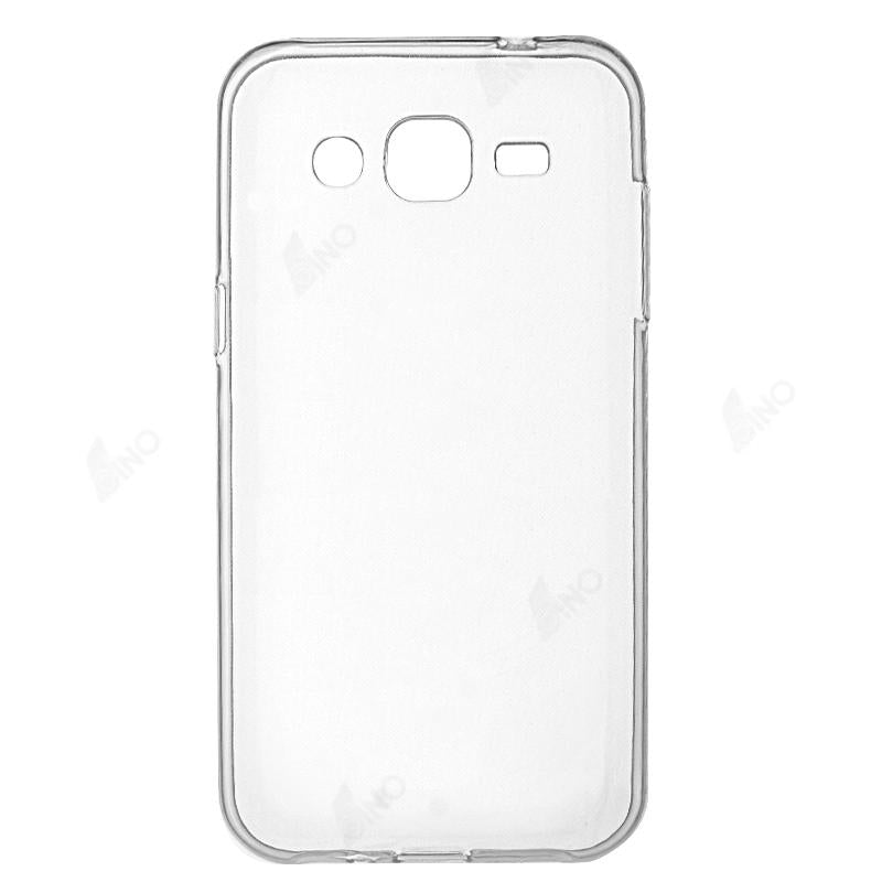 Protective Phone Case Compatible For Samsung J2 (TPU, Clear)
