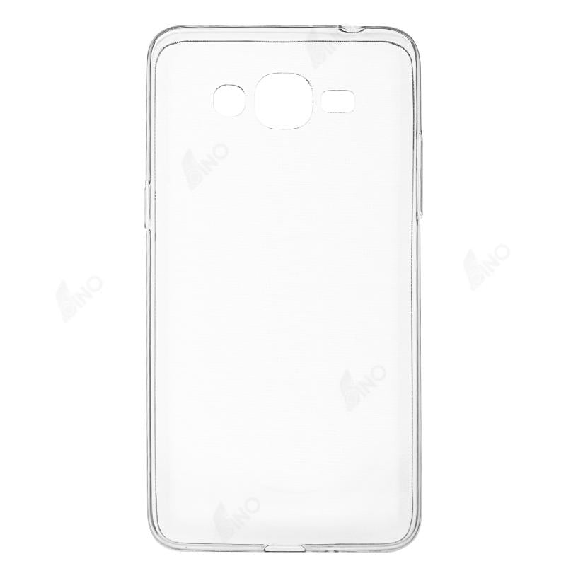Protective Phone Case Compatible For Samsung J2 Prime (TPU, Clear)