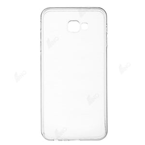 Protective Phone Case Compatible For Samsung J4 Plus (TPU, Clear)