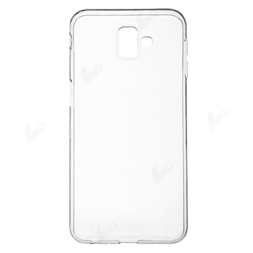 Protective Phone Case Compatible For Samsung J6 Plus (TPU, Clear)
