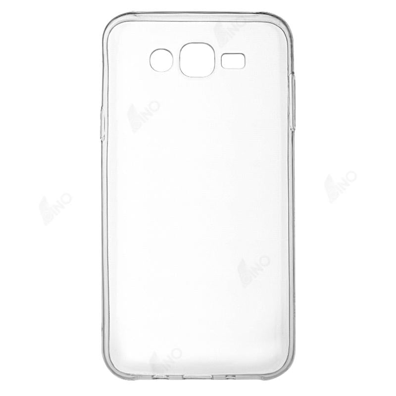 Protective Phone Case Compatible For Samsung J700(2015) (TPU, Clear)