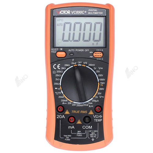 Digital Multimeter  VC890C+