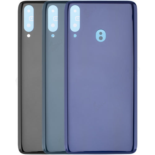 Back Cover Compatible For Samsung A20s (no logo)
