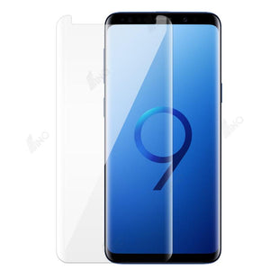 Tempered Glass Compatible For Samsung S9 (UV, 3D Curved, Full Screen)