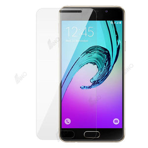 Tempered Glass Compatible For Samsung A3(10 pcs in a pack)