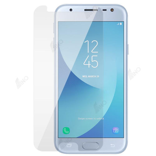 Tempered Glass Compatible For Samsung J327(2017) (10 pcs in a pack)