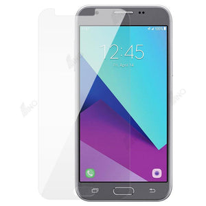 Tempered Glass Compatible For Samsung J3(10 pcs in a pack)