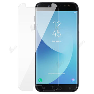 Tempered Glass Compatible For Samsung J7 2017(10 pcs in a pack)