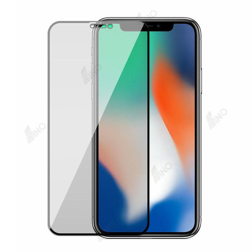 Tempered Glass Screen Protector Compatible For iPhone X( Privacy )