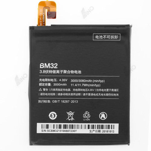 Battery Compatible For Xiaomi 4/Mi4 (QES )
