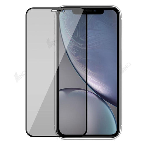 Tempered Glass Screen Protector Compatible For iPhone XR 6.1 inch( Privacy )