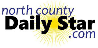 North County Daily Star - Lotus Trolley Bag Eco-Friendly Shopping Bag