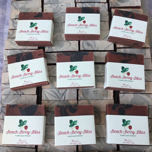 Beach Berry Bliss Soap