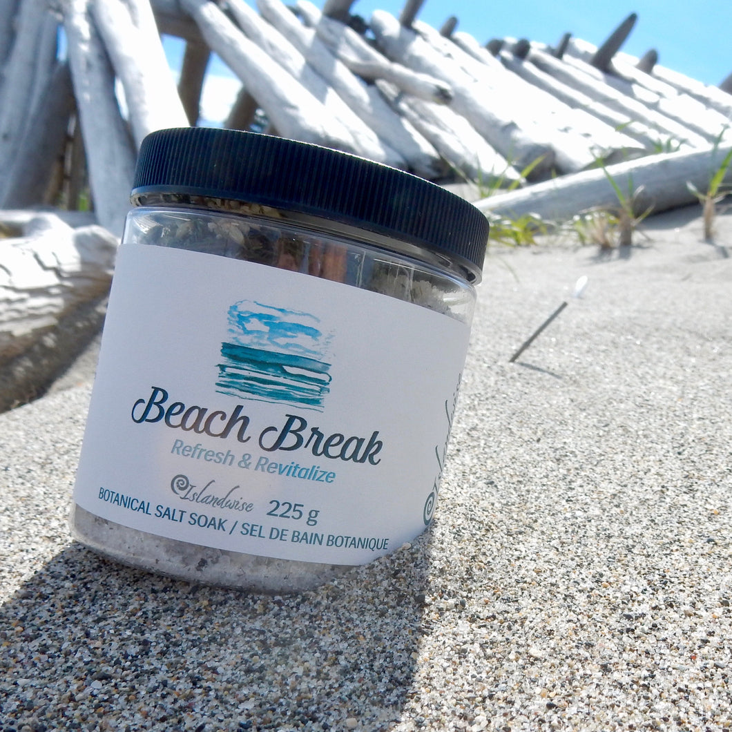Beach Break Botanical Salt Soak