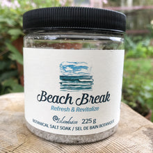 Load image into Gallery viewer, Beach Break Botanical Salt Soak