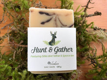Load image into Gallery viewer, Hunt & and Gather deer tallow Islandwise soap handcrafted