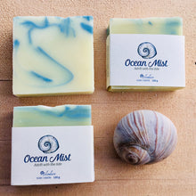 Load image into Gallery viewer, Ocean Mist Handcrafted Soap Haida Gwaii