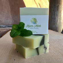 Load image into Gallery viewer, River Mint Soap