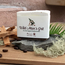 Load image into Gallery viewer, Wild Man's Grit Soap