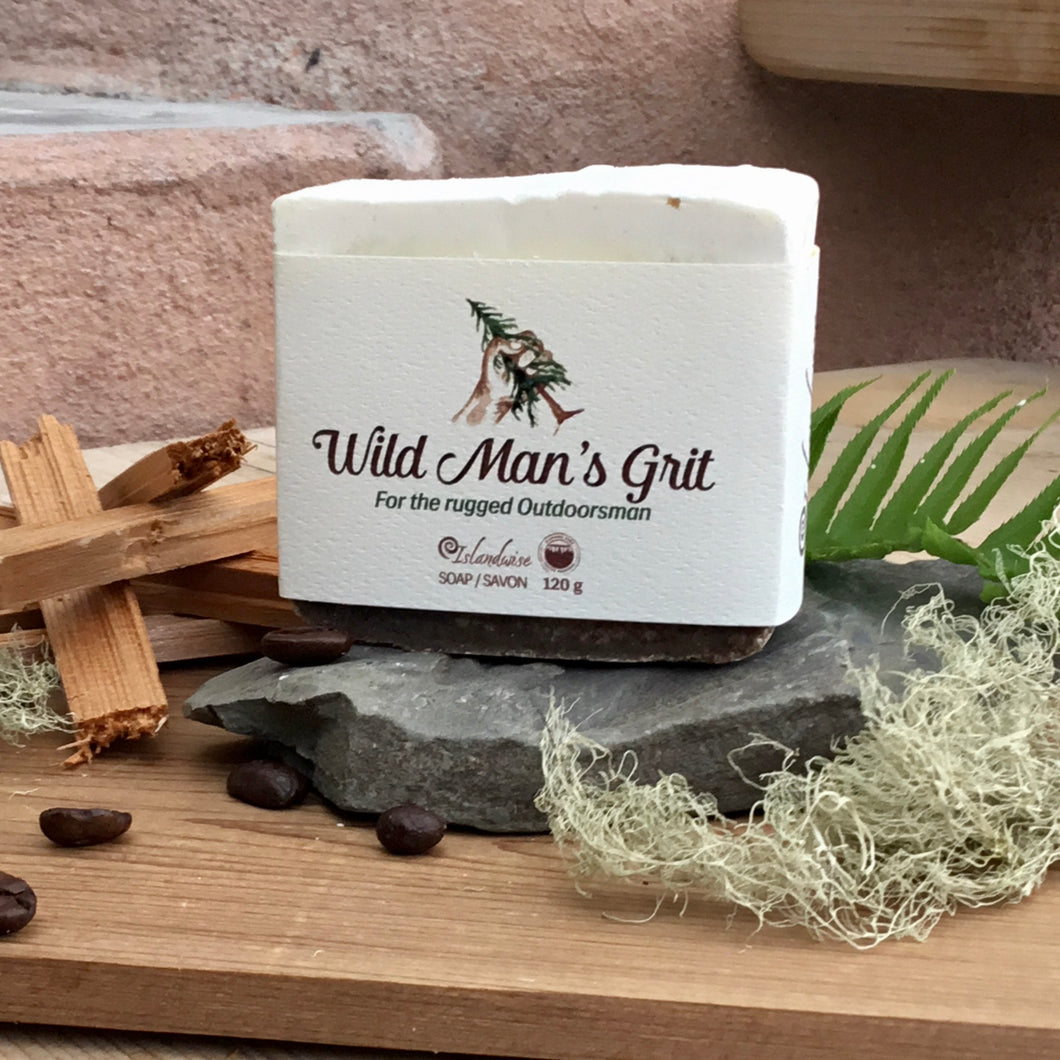 Wild Man's Grit Soap