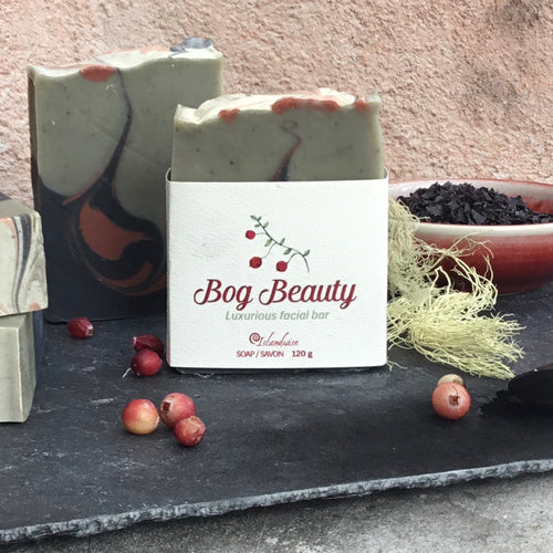 Bog Beauty Facial Bar Haida Gwaii Handcrafted Soap Islandwise