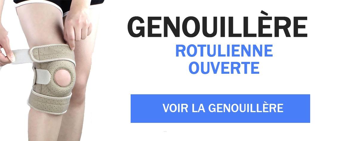 Genouillère rotulienne ligamentaire
