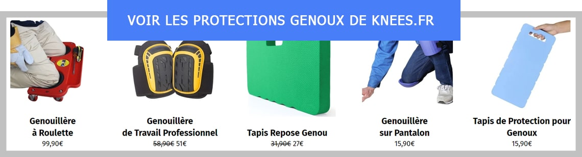 Protections genoux