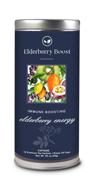 Elderberry Energy Tea - Elderberry Boost, LLC