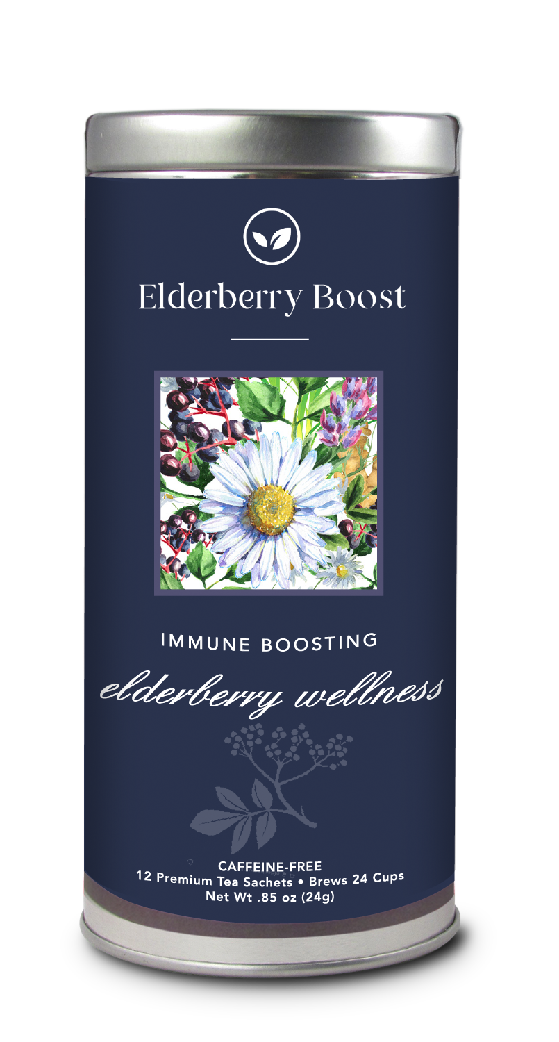 Elderberry Wellness Tea - Elderberry Boost, LLC