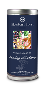 Elderberry Healing Tea - Elderberry Boost, LLC