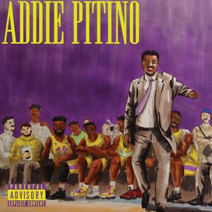 "Physical Copy of ""Addie Pitino"" Signed by A$AP Ant"